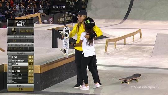 Rayssa Leal, a Fadinha, ganha projeção no Skate Street e se aproxima da Olimpíada de Tóquio