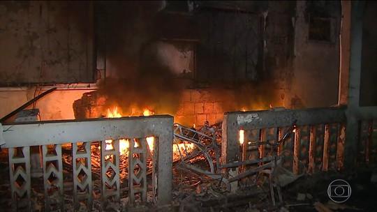 Segurança é reforçada em Humaitá, no AM, após ataque a prédios do Ibama e Instituto Chico Mendes