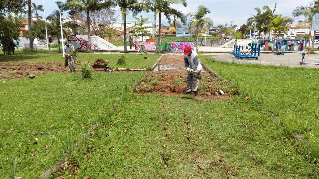 Prefeitura de Florianópolis inicia obras de revitalização de espaços públicos  - Notícias - Plantão Diário