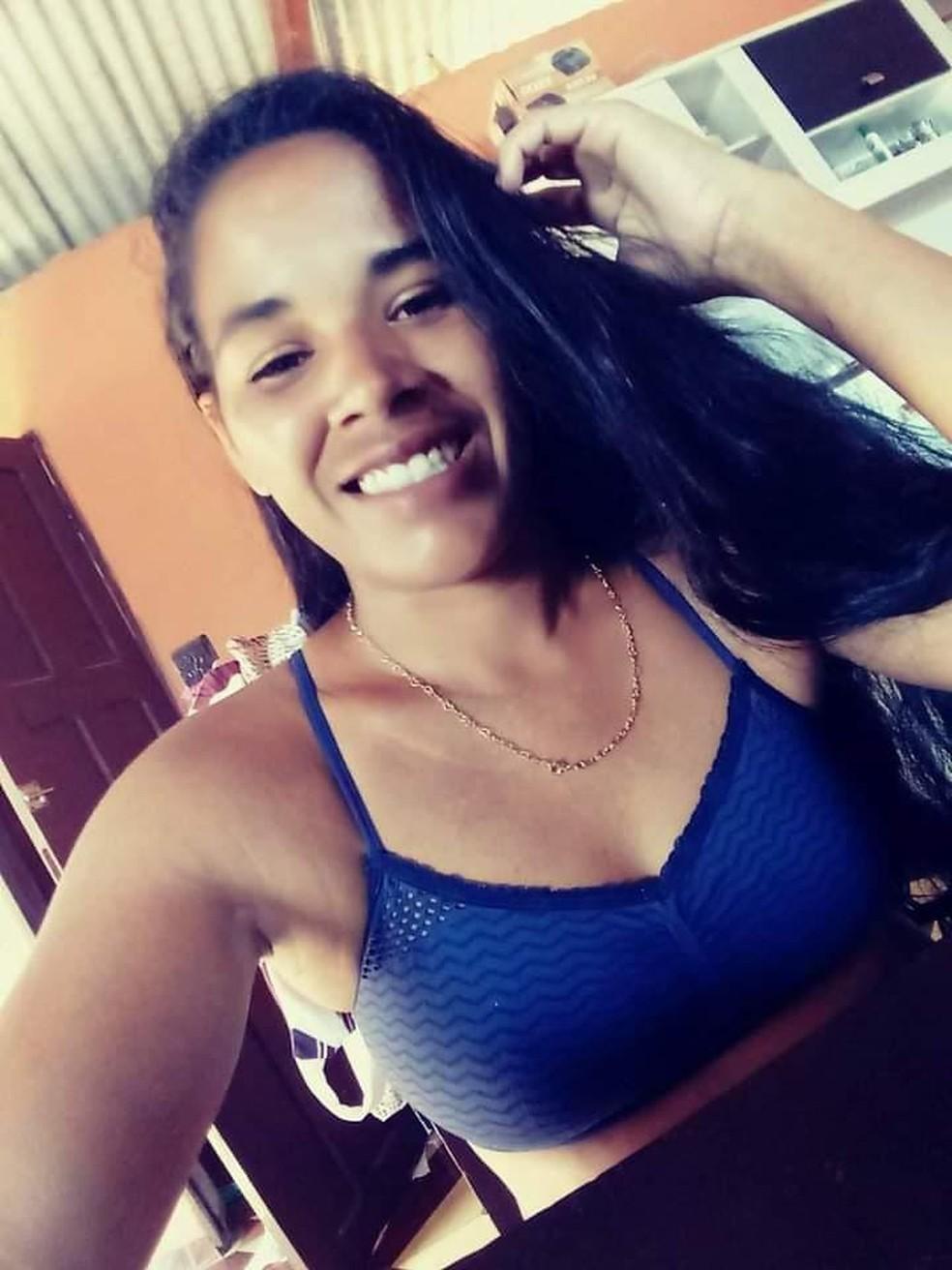 Eduarda da Cruz Silva, de 27 anos, foi morta pelo marido  — Foto: Arquivo pessoal