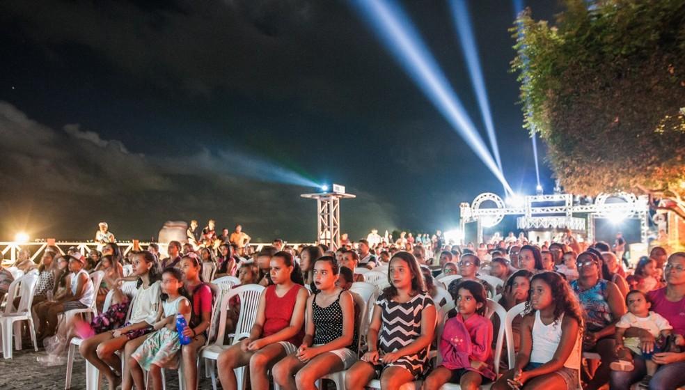Festival de Cinema de Baía Formosa está com inscrições abertas até 10 de novembro — Foto: Divulgação