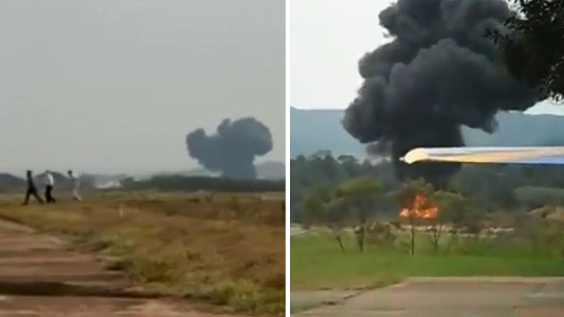 Vídeo de queda de avião em 2012 viraliza como sendo acidente em Piracicaba