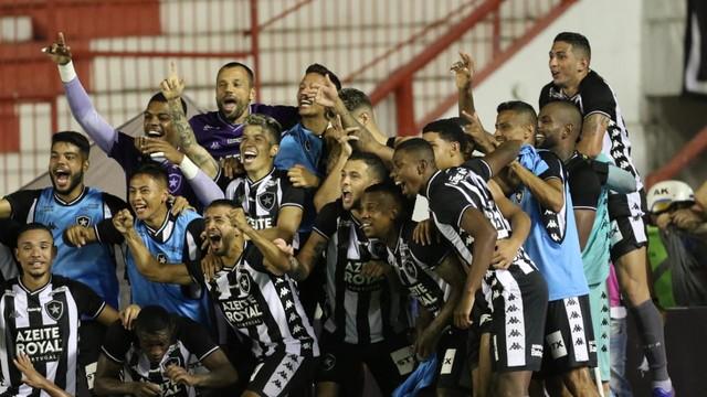 Náutico x Botafogo Aflitos