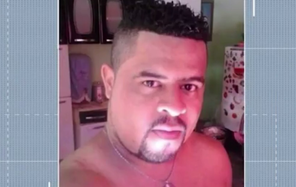 Jebson Luis dos Santos morreu após barco afundar  — Foto: Reprodução/TV Oeste