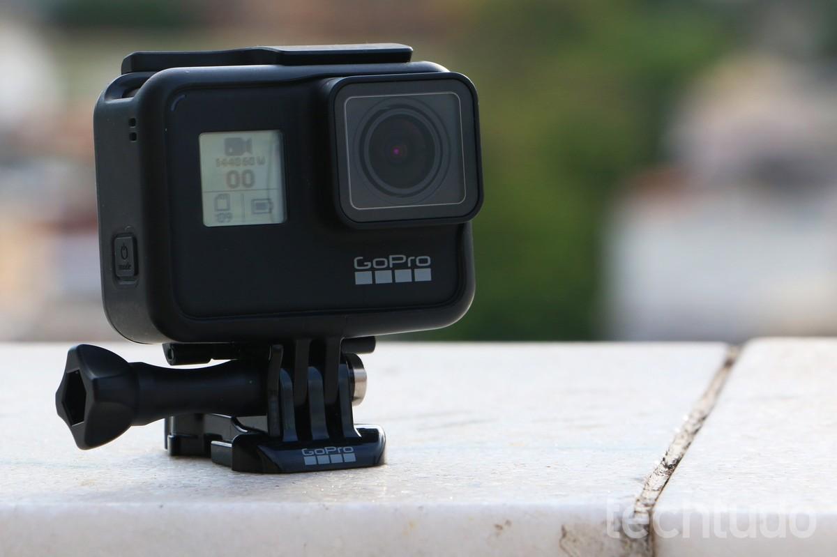 Tem Na Web - GoPro Hero7 chega ao Brasil em três versões; veja preço de lançamento