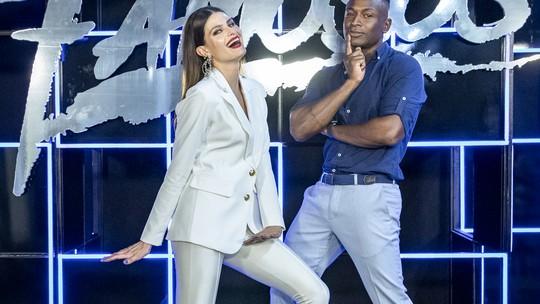 'Dança dos Famosos 2020': Faustão revela as 12 duplas da disputa