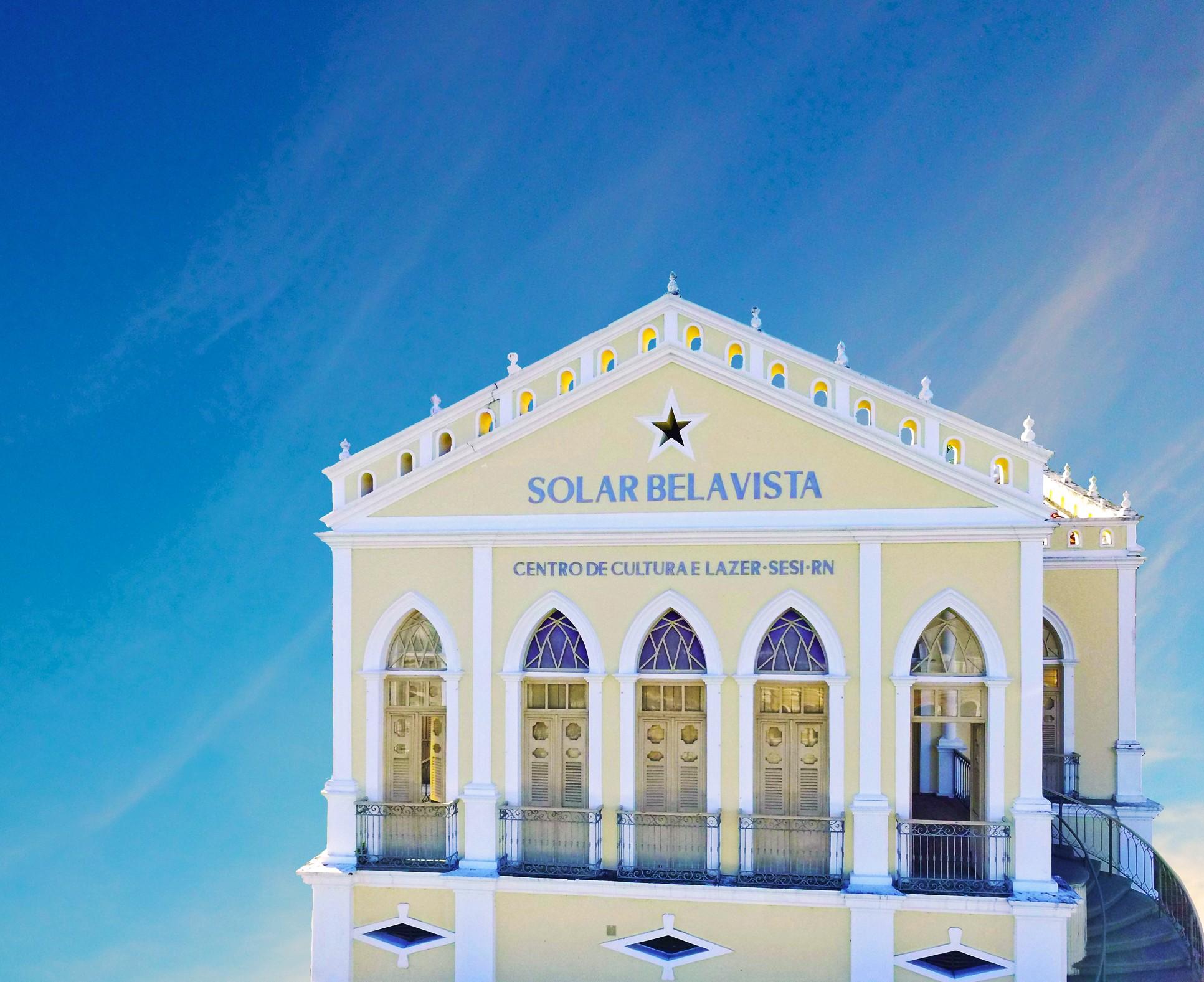 Solar Bela Vista é espaço de diversão, arte e cultura para o povo potiguar  - Notícias - Plantão Diário