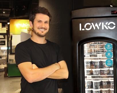"""Empreendedor cria sorvete para """"comer sem culpa"""" e fatura R$ 5 milhões"""