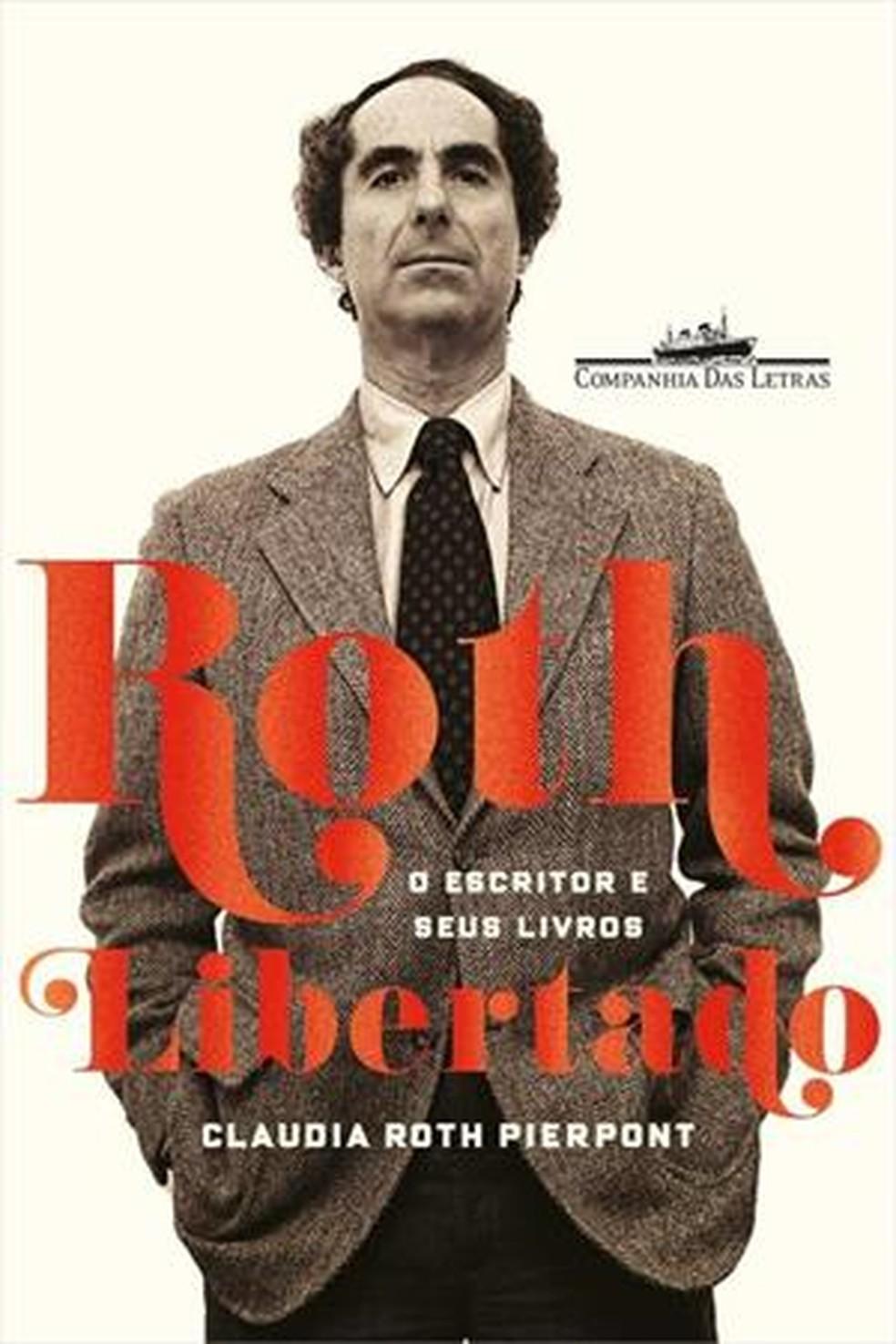 Philip Roth (Foto: Divulgação)