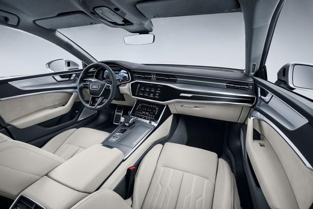 Novo Audi A7 Sportback interior  (Foto: Divulgação )