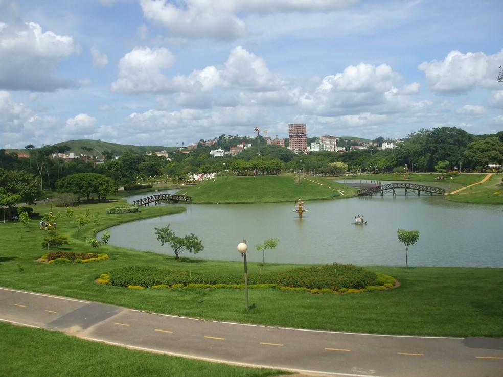 Percurso da prova passará pelo Parque Ipanema — Foto: Prefeitura de  Ipatinga/Divulgação
