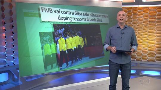 """Ex-técnico russo rebate Giba: """"Deveria lembrar que foi punido por maconha"""""""