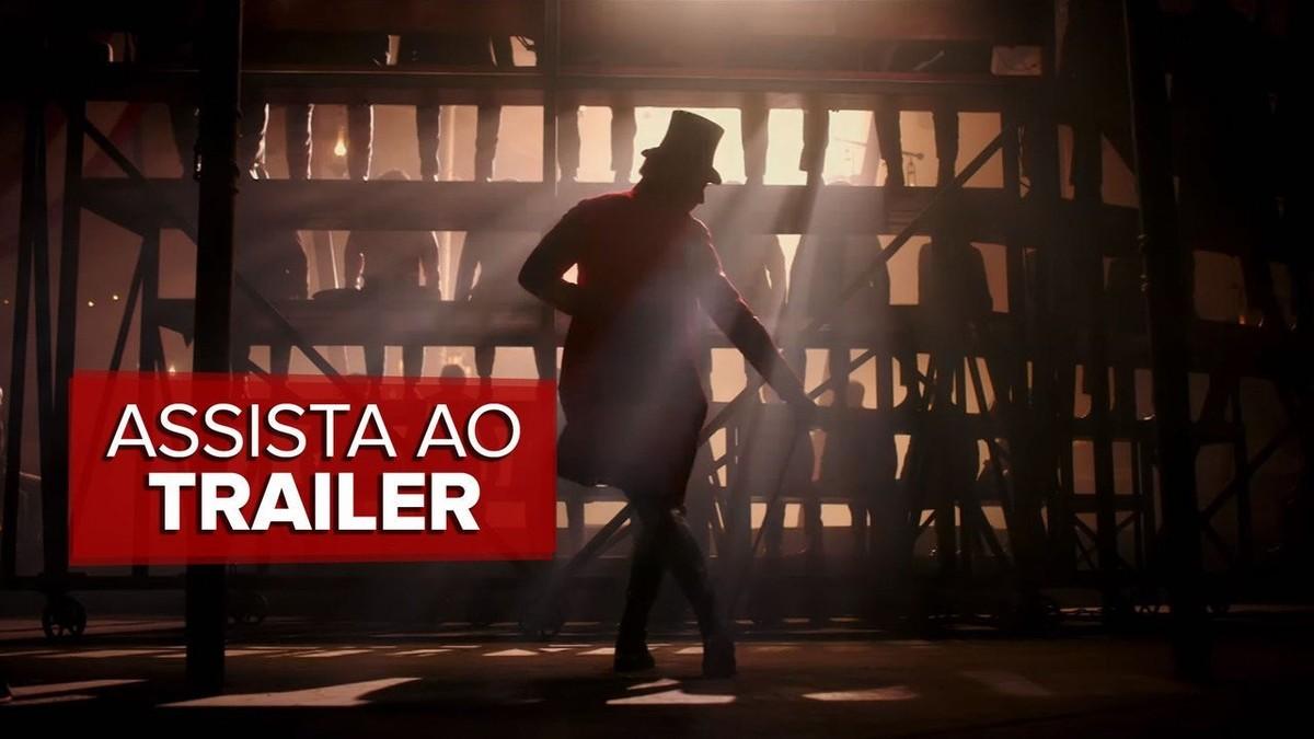 Com Hugh Jackman, 'O Rei do Show' entra em cartaz na Paraíba