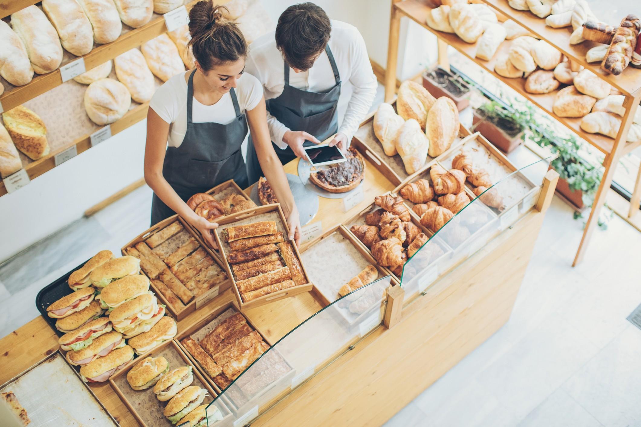 É preciso investir na divulgação dos seus pães nos meios de comunicação (Foto: Getty Images)