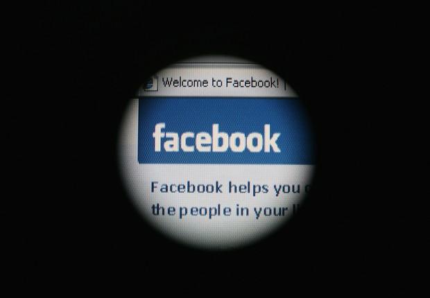 Logo do Facebook (Foto: Dan Kitwood/Getty Images)