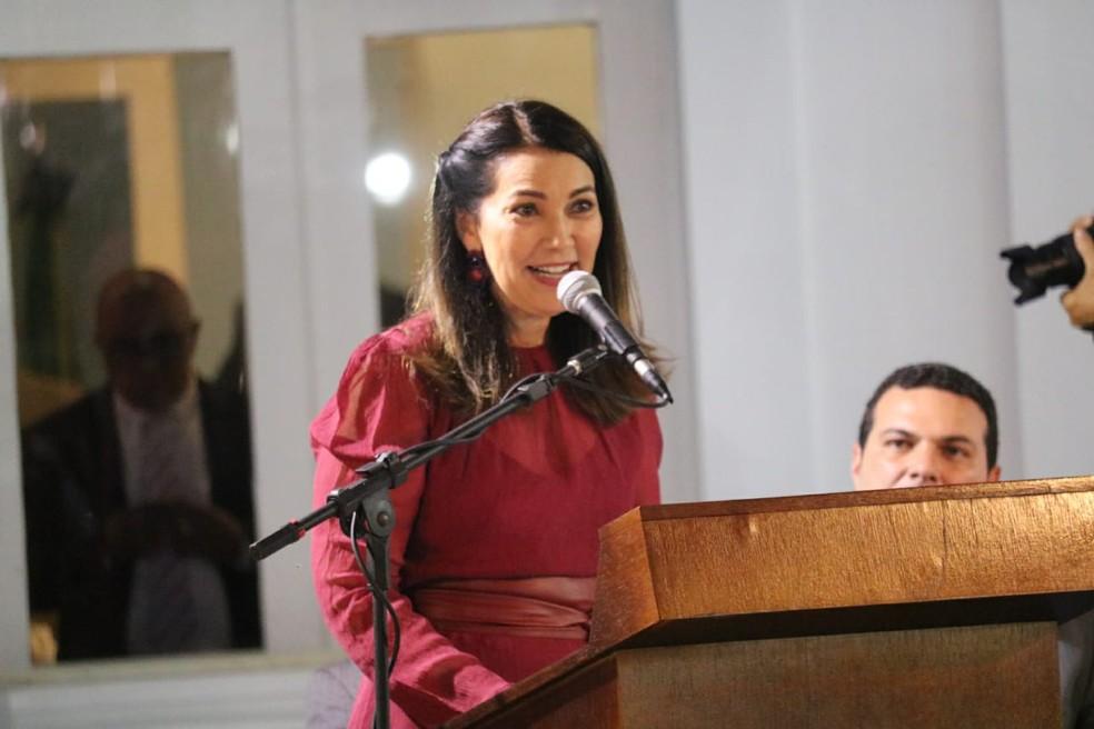 Margarete Coelho — Foto: Lucas Barbosa/G1