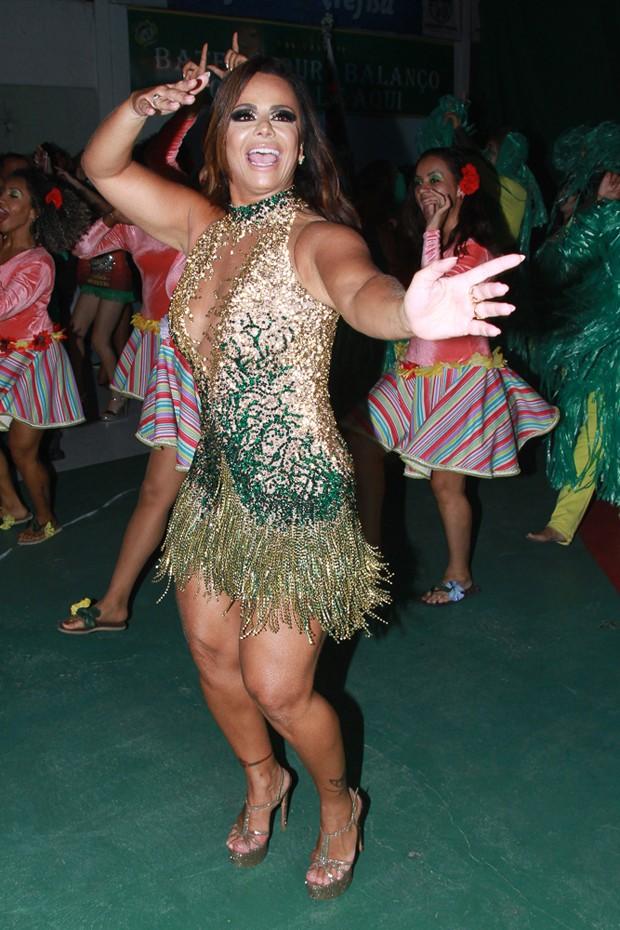 Viviane Araújo (Foto: Amauri Nehn/Brazil News)