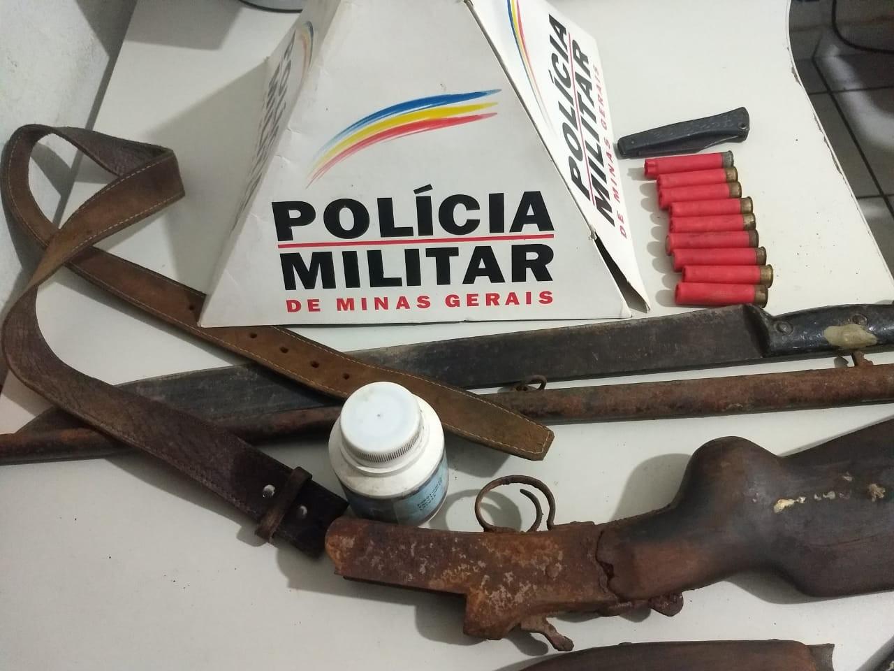 Polícia prende suspeito de agredir e manter mulher e criança em cárcere privado em Conselheiro Pena - Noticias