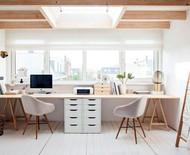 Home office para dois: como deixá-lo confortável e produtivo