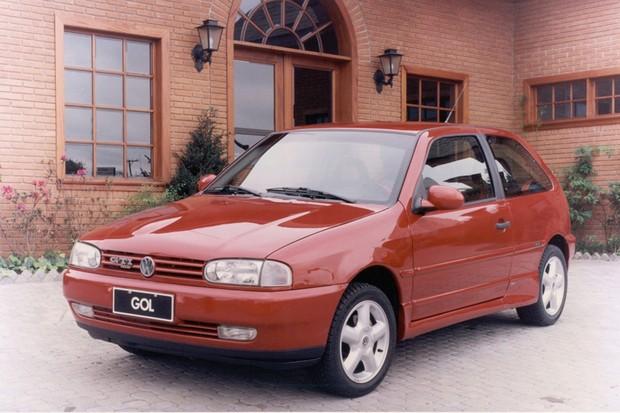 Volkswagen Gol GTI 16V 1995 (Foto: Divulgação)