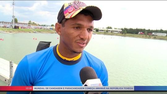 Isaquias confiante em medalhas no Mundial de Canoagem
