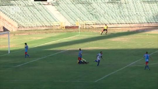 Piauí vence Biro e pega o Fluminense-PI na decisão do Campeonato Piauiense sub-17