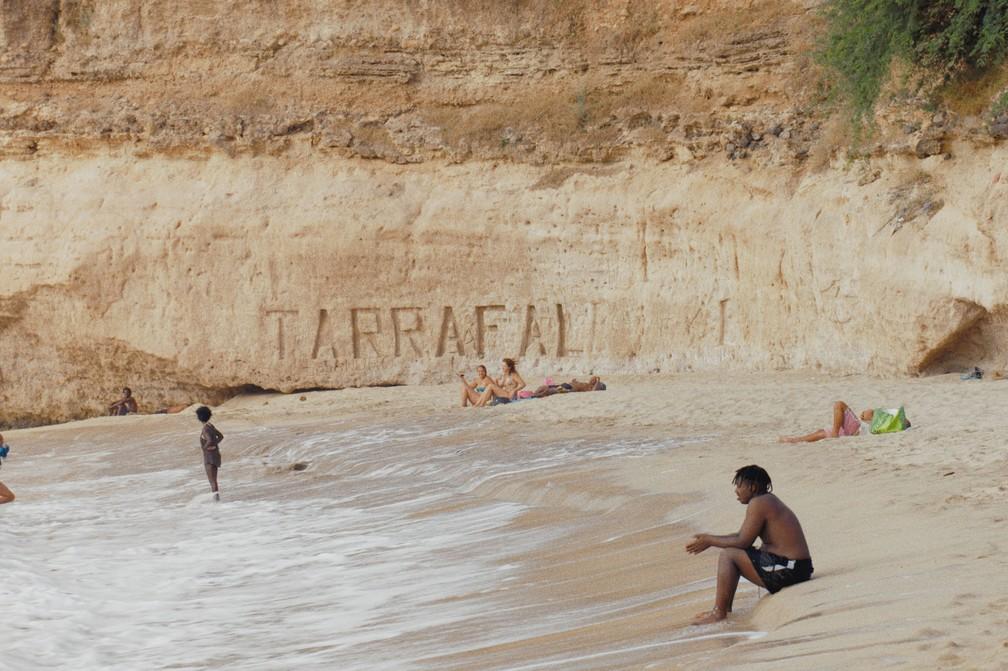 Cena do filme 'Djon África' — Foto: Divulgação