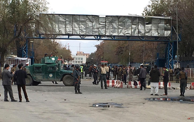 Forte explosão deixa mortos em Cabul, na Afeganistão