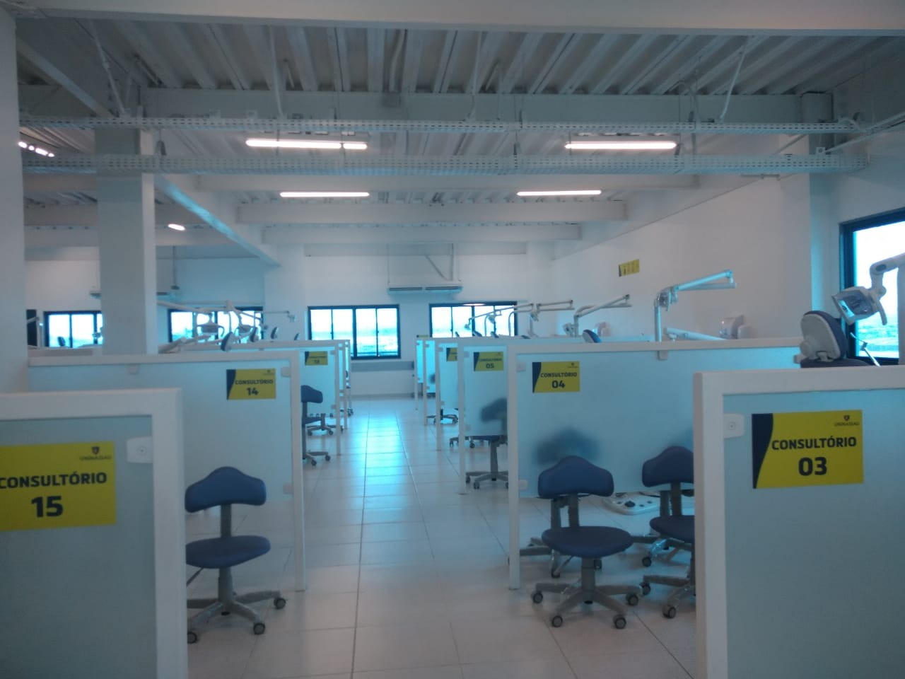 Faculdade inaugura 2ª clínica-escola de odontologia em Caruaru