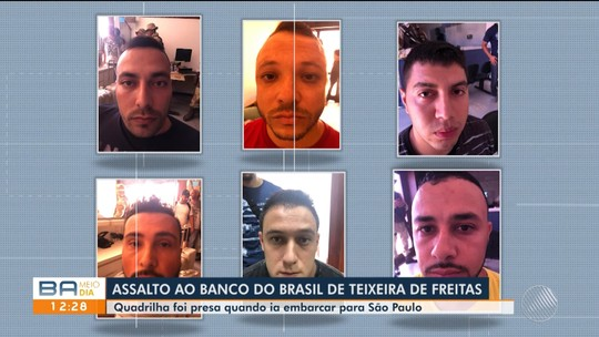 Grupo preso na Bahia ao tentar embarcar com malas de dinheiro para São Paulo levava mais de R$ 760 mil, diz Polícia Federal