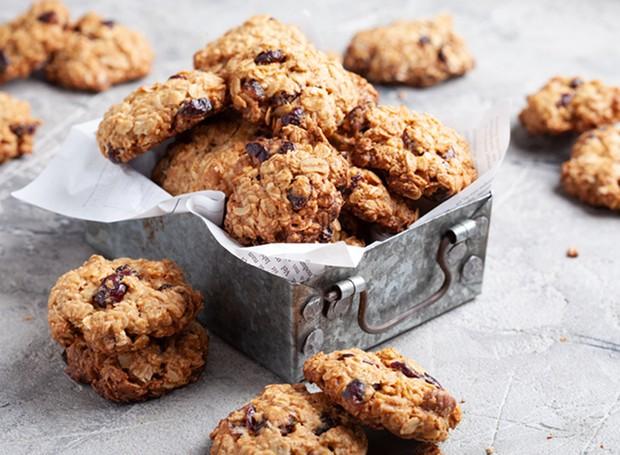 Biscoito com passas e granolas da Tia Sônia (Foto: Divulgação)