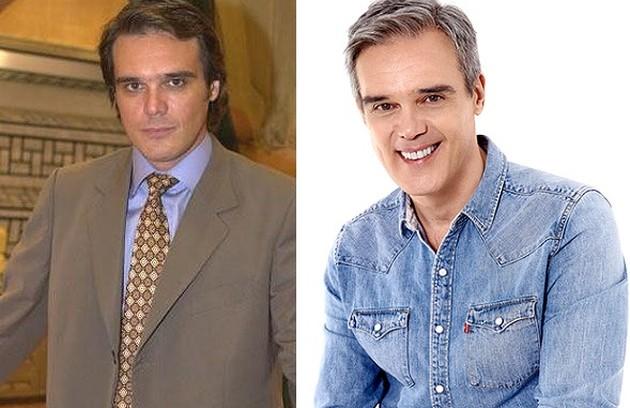 Dalton Vigh foi Said, marido de Jade e pai de Khadija (Carla Diaz). Hoje, ele está no ar em 'As aventuras de Poliana', do SBT (Foto: TV Globo / Divulgação)