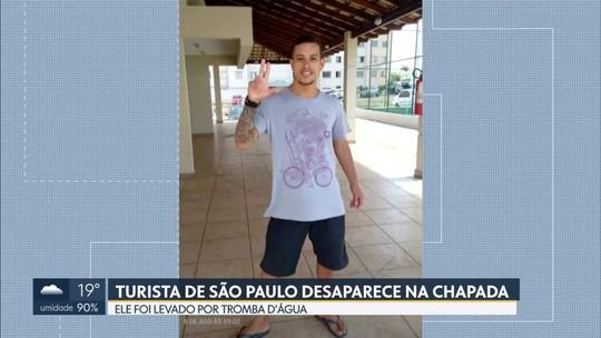 Turista de São Paulo desaparece na Chapada dos Veadeiros