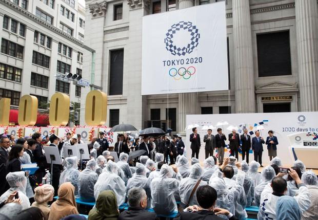 Jogos Olímpicos de Tóquio 2020 (Foto: Tomohiro Ohsumi/Getty Images)