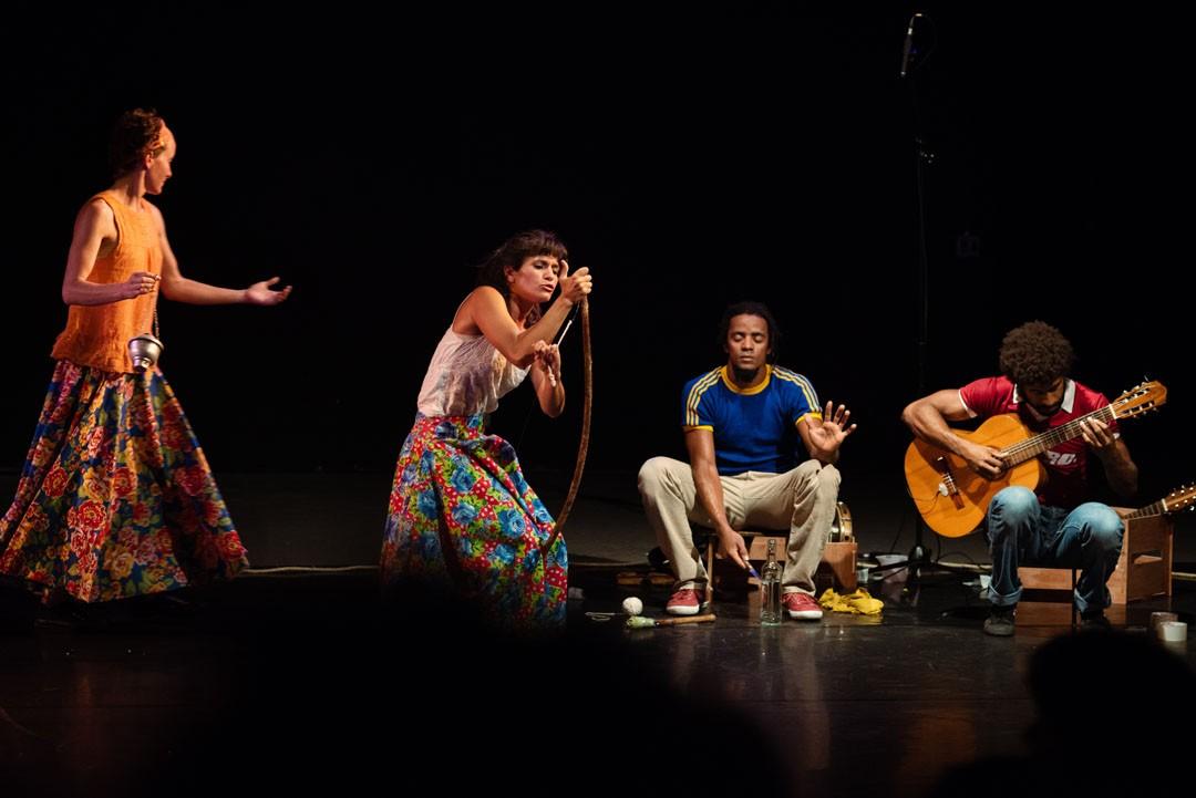 Festival Internacional Sesc de Circo (Foto: Divulgação)