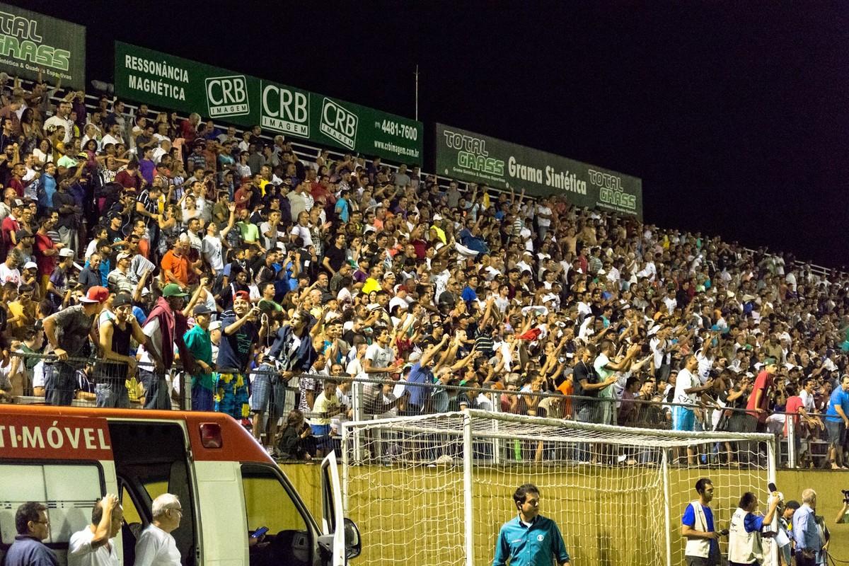 a3899240a5 Bragantino e Operário entram em acordo para jogos com torcida única na  semifinal