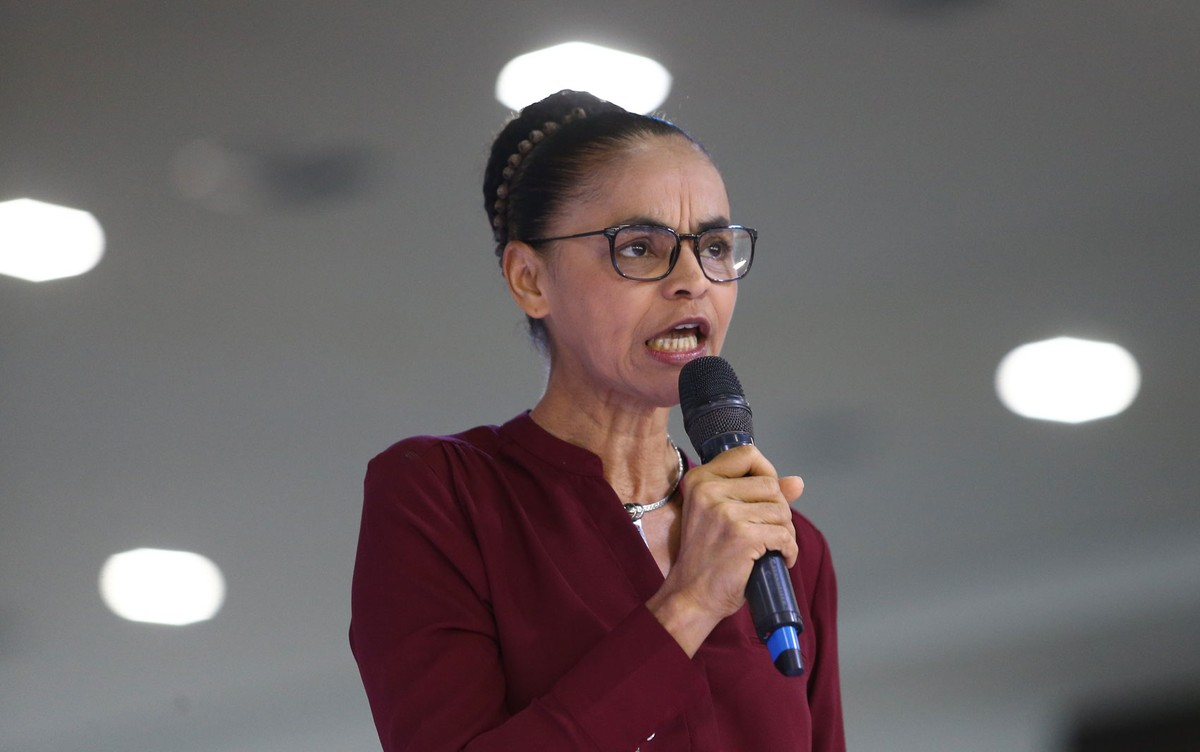 Ministro do TSE determina retirada do ar de 'fake news' sobre Marina Silva   Política   G1