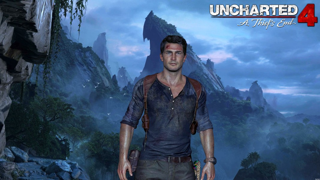 Uncharted 4 a thief 39 s end jogos download techtudo - Uncharted 4 wallpaper ps4 ...