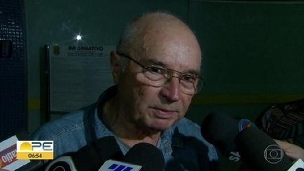 Eduardo Chianca ficou detido na Rússia na mesma penitenciária em que Robson está  — Foto: TV Globo