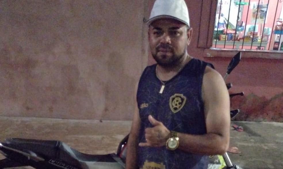 Dailson Ferreira Pimentel, de 32 anos, foi uma das vítimas no acidente em Guaratuba — Foto: Arquivo pessoal