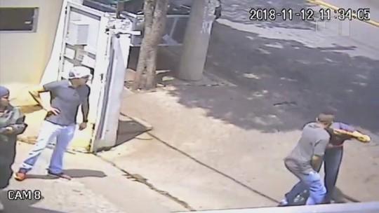 Justiça mantém prisão de ex-marido flagrado ao sequestrar mulher na porta do trabalho