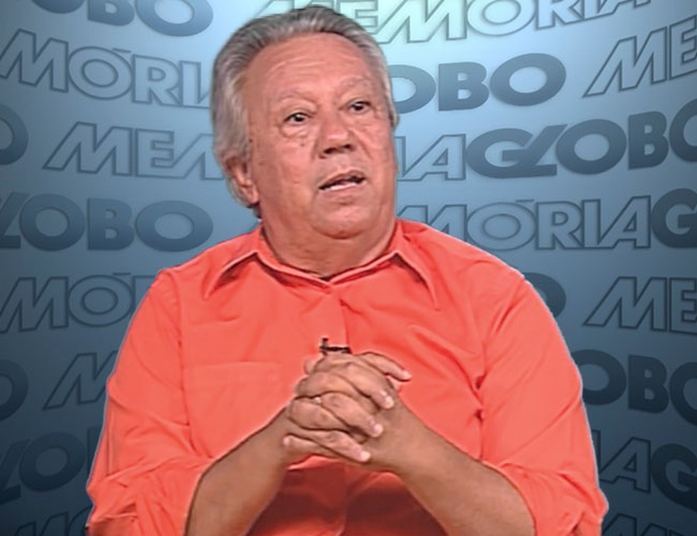 Jornalista esportivo Juarez Soares — Foto: TV Globo