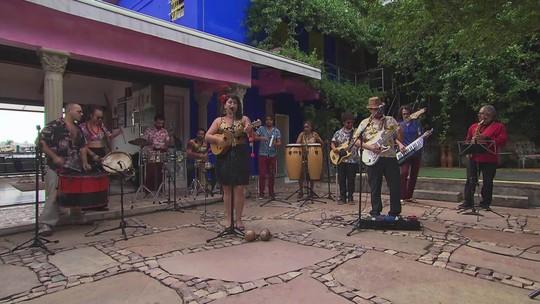 O som da América Latina no Globo Horizonte