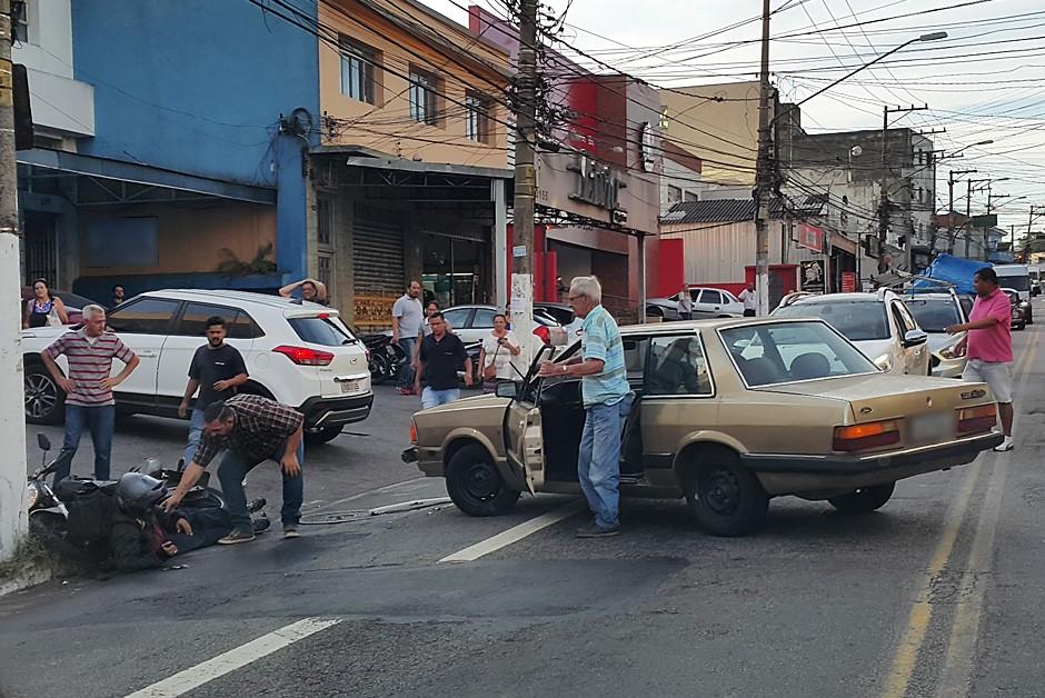 Seguro DPVAT indeniza vítimas de acidentes de trânsito (Foto: Ulisses Cavalcante)