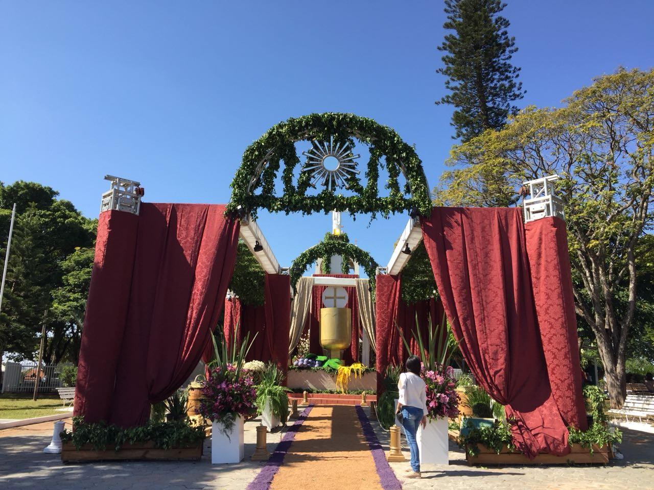 Piquerobi cancela tradicional festa de Corpus Christi devido à Covid-19