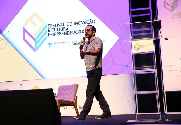 Alexandre Borges, CEO da Mãe Terra (Foto: Alexandre DiPaula/Época NEGÓCIOS)
