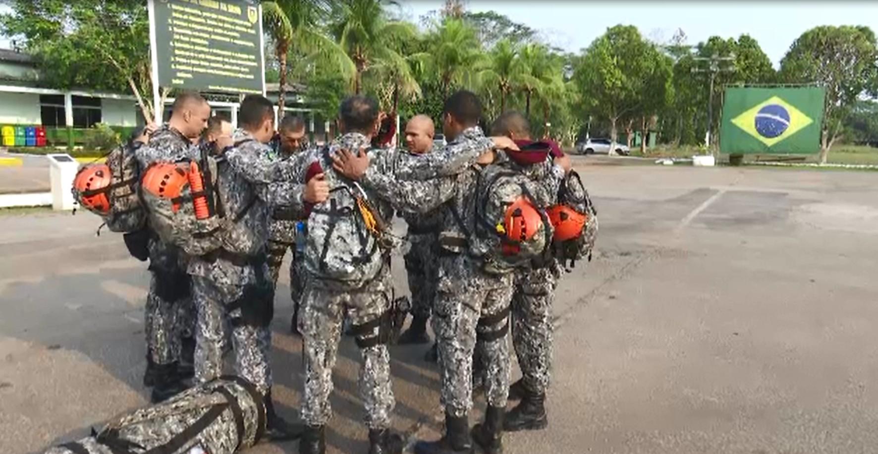 Homens da Força Nacional são enviados para atender municípios no interior AC - Notícias - Plantão Diário