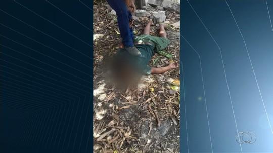 Advogado suspeito de tortura admite que amarrou criança que pegava manga, em Cezarina