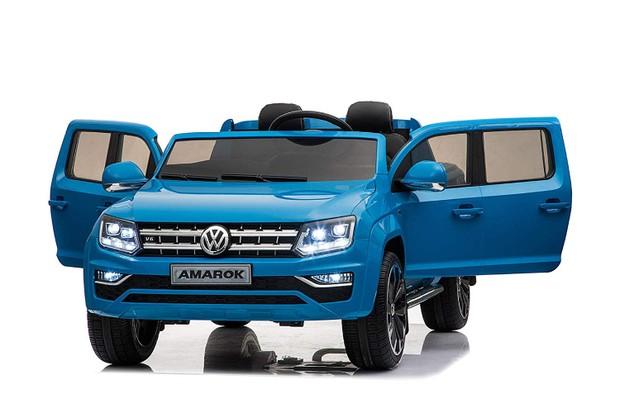 Mini Volkswagen Amarok elétrica (Foto: Divulgação)