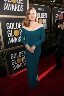 Amy Adams veste Calvin Klein by Appointment